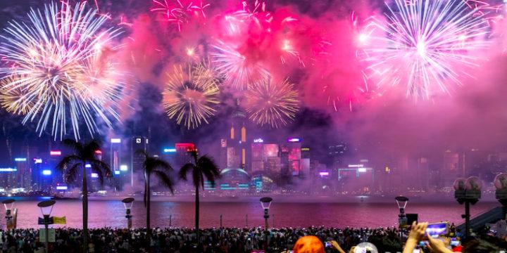 Happy 2018! 注意除夕夜香港除夕交通安排 港鐵通宵行駛