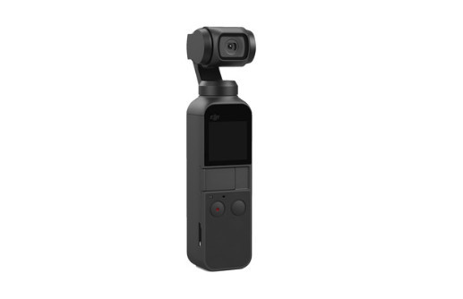 【DJI Osmo Pocket】10 cm 超迷你攝錄機 手掌大+三軸雲台+4K 60FPS